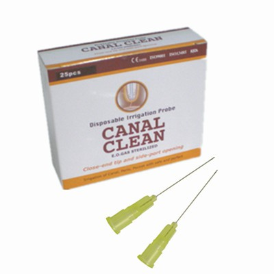 Canules d'irrigation endocanalaire 30G