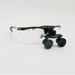 YUYO DY-111 2.5X Loupe binoculaire dentaire anti-buée médicales