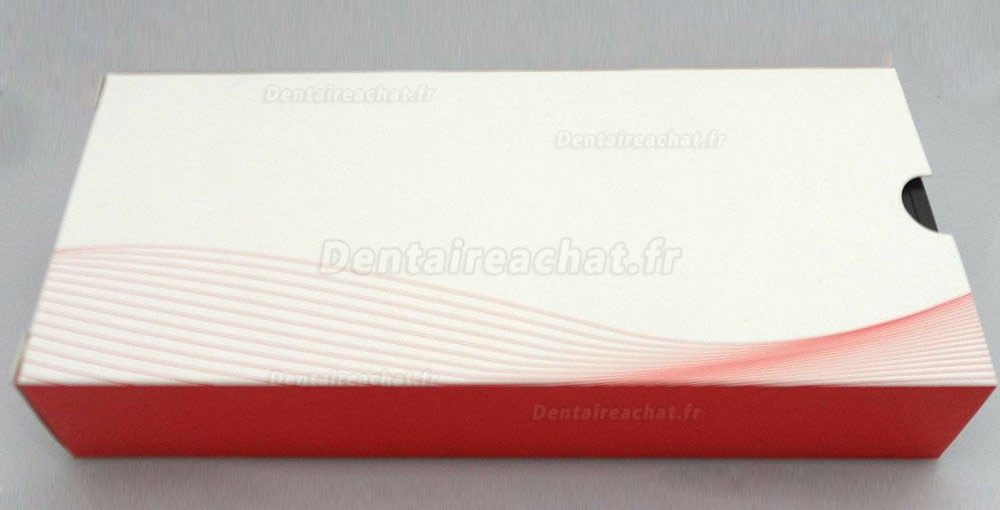 Tealth 1020CH-161 Dental 16:1 Reduction Contra Angle for 1.59-1.60mm Burs